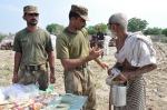 Pakistan Army Relief Work - 12