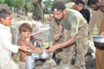 Pakistan Army Relief Work - 26