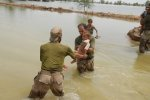 Pakistan Army Relief Work - 3