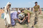 Pakistan Army Relief Work - 31