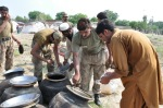 Pakistan Army Relief Work - 34