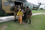 Pakistan Army Relief Work - 5