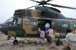 Pakistan Army Relief Work - 9